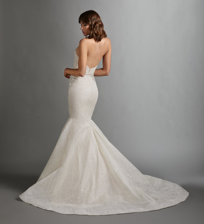 Lazaro Style Jasmine 32155 Bridal Gown