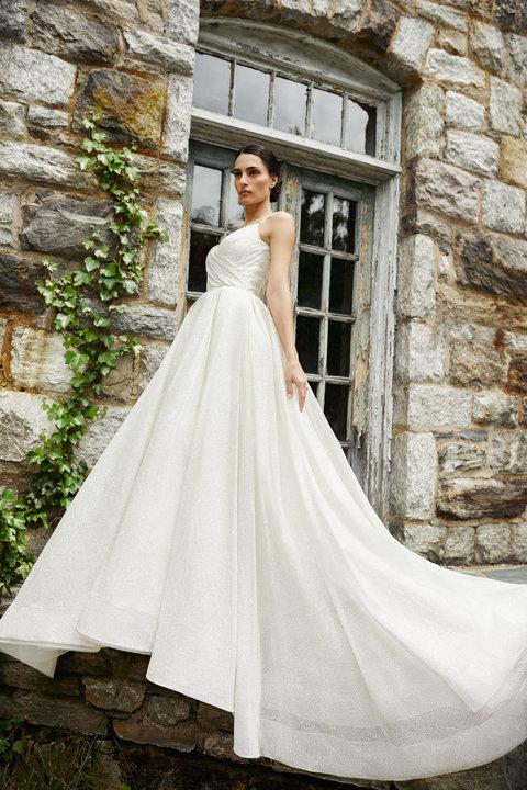 Lazaro Style Bella 32156 Bridal Gown