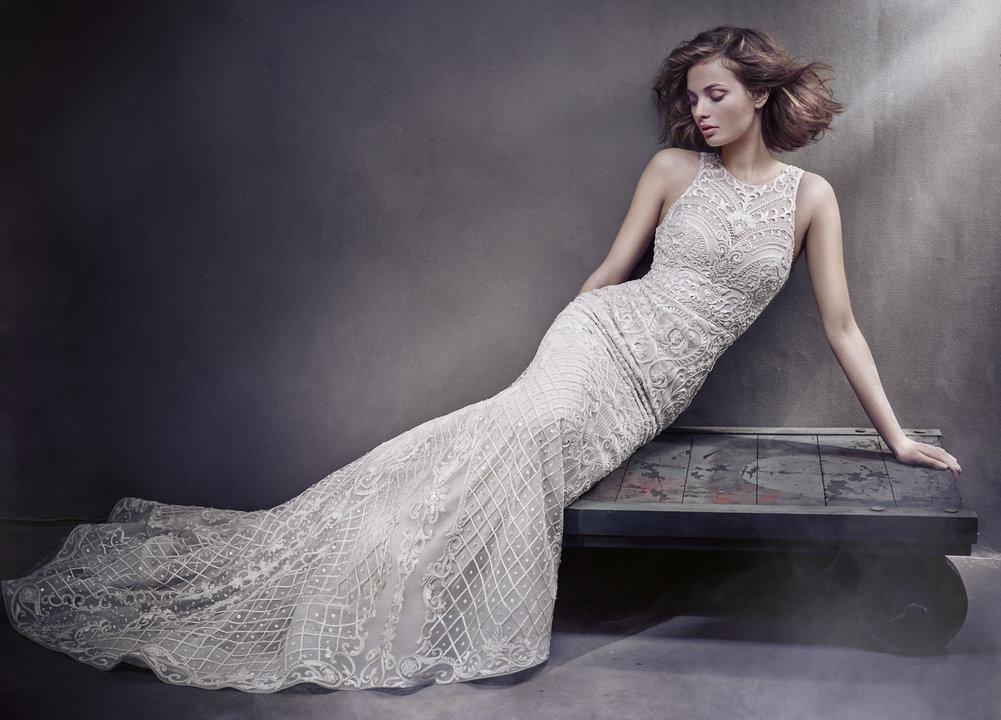 Lazaro Style 3651 Bridal Gown