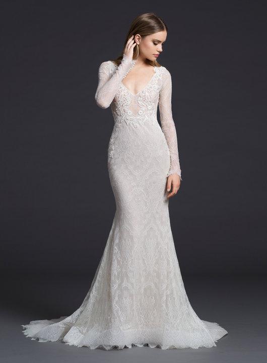 Lazaro Style 3652 Bridal Gown