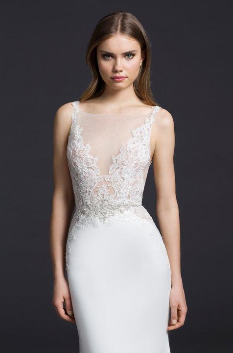 Lazaro Style 3655 Bridal Gown