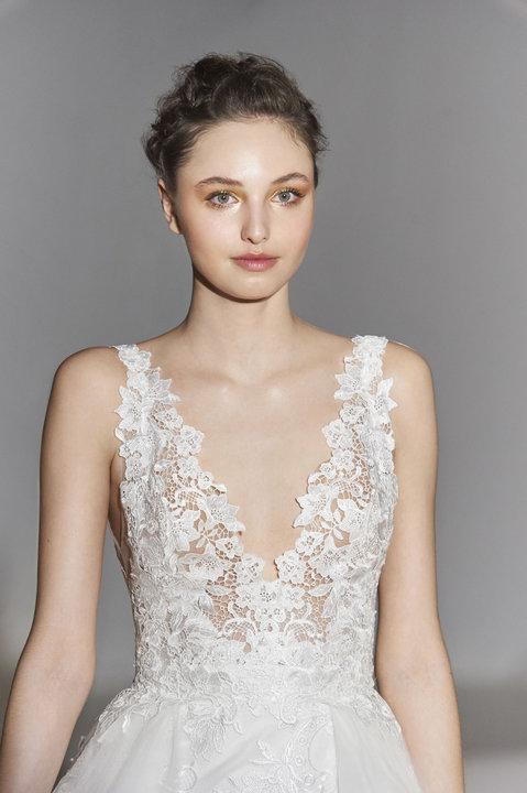 Lazaro Style 3656 Bridal Gown