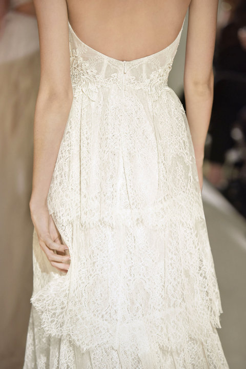 Lazaro Style 3659 Bridal Gown