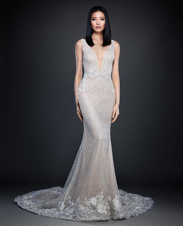Lazaro Style 3701 Bridal Gown