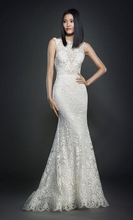 Lazaro Style 3710 Bridal Gown