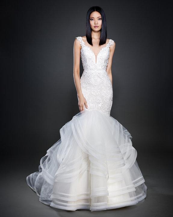 Lazaro Style 3713 Bridal Gown
