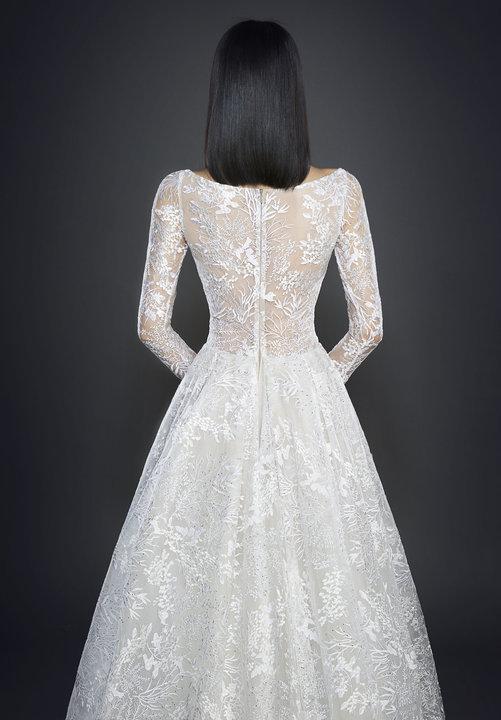 Lazaro Style 3717 Bridal Gown