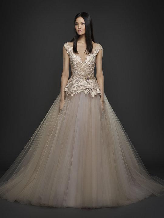 Lazaro Style 3750 Bridal Gown
