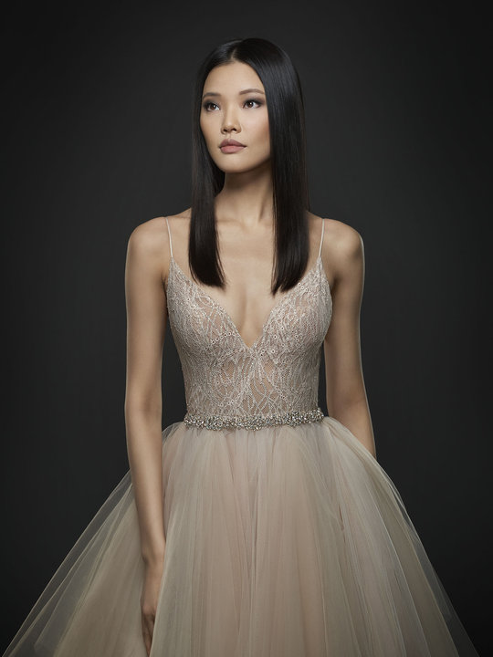 Lazaro Style 3751 Bridal Gown