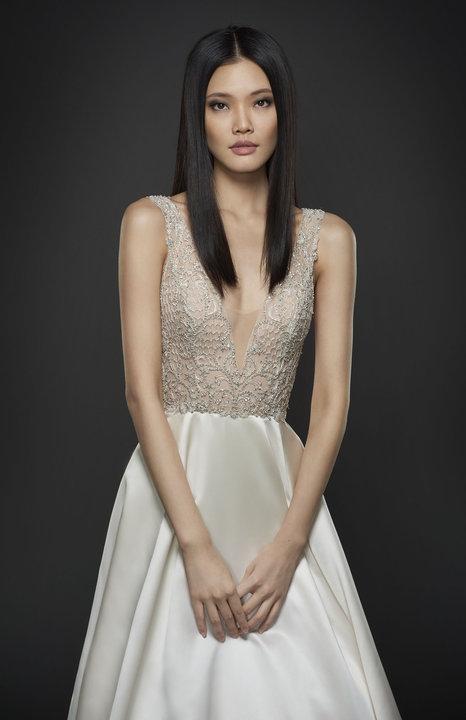 Lazaro Style 3757 Bridal Gown