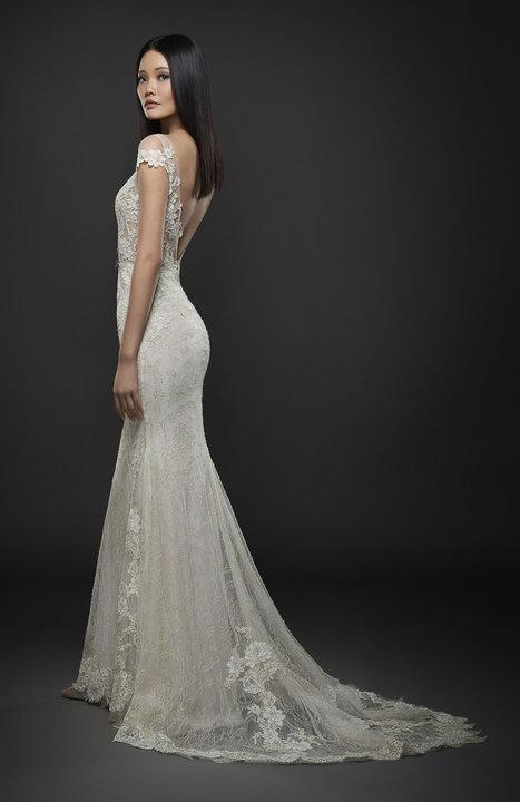 Lazaro Style 3763 Bridal Gown