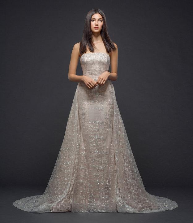 Lazaro Style 3800 Bridal Gown
