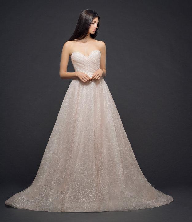 Lazaro Style 3810 Bridal Gown
