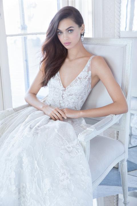Lazaro Style 3812 Bridal Gown