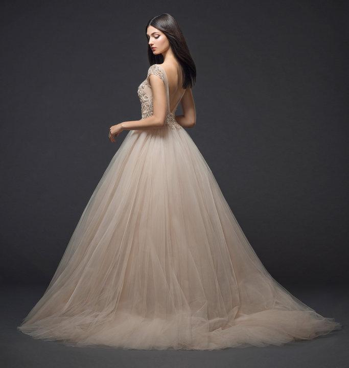 Lazaro Style 3816 Bridal Gown