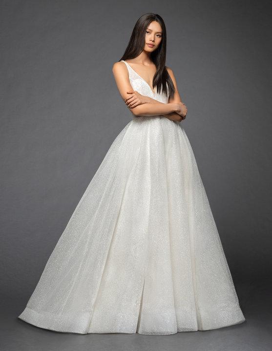 Lazaro Style 3851 Yesi Bridal Gown