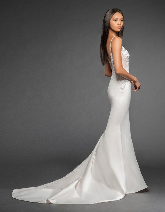 Lazaro Style 3852 Elena Bridal Gown