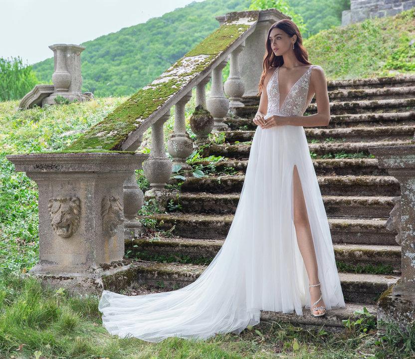Lazaro Style 3858 Roxana Bridal Gown