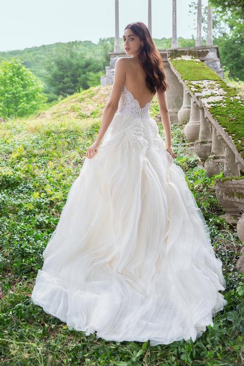 Lazaro Style 3862 Rita Bridal Gown