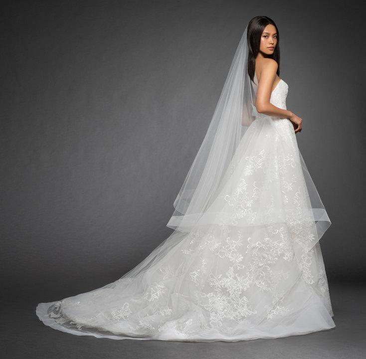 Lazaro Style 3864 Ariana Bridal Gown