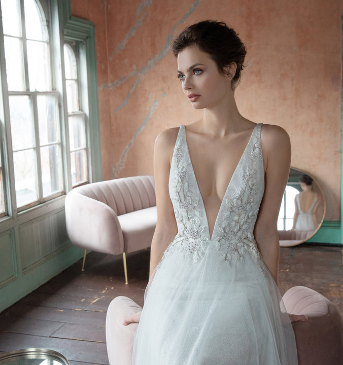 Lazaro Style 3902 Alma Bridal Gown