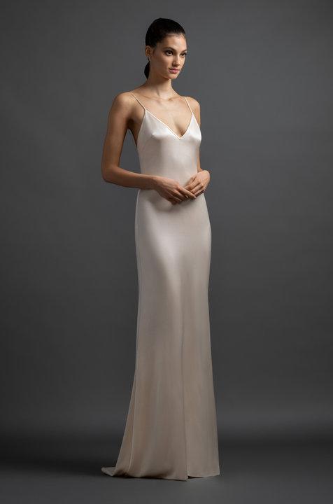 Lazaro Style 3904 Lucia Bridal Gown