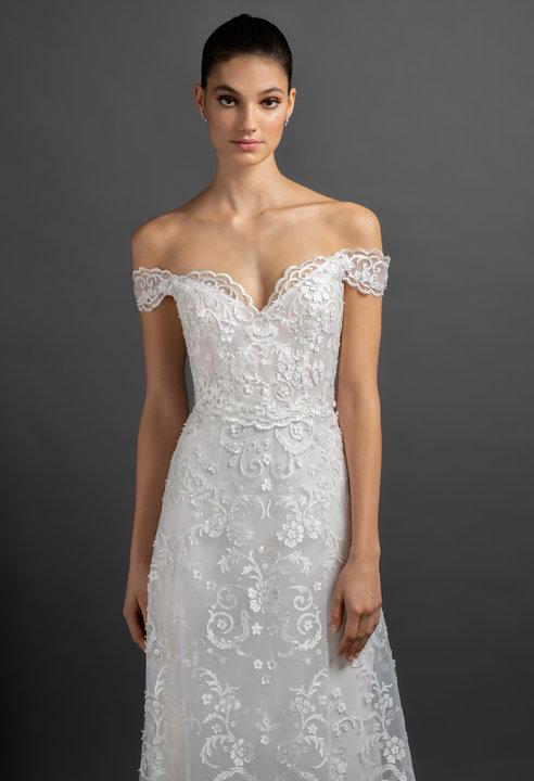 Lazaro Style 3906 Bea Bridal Gown