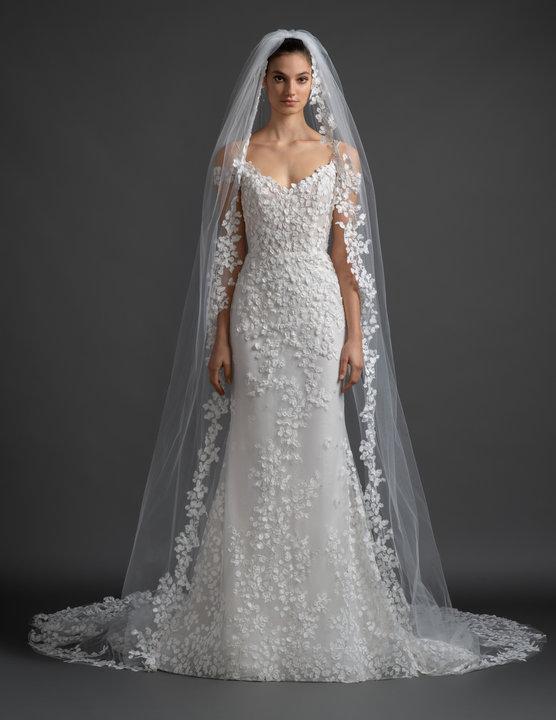 Lazaro Style 3914 Olivia Bridal Gown