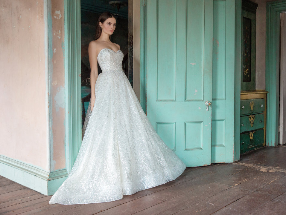 Lazaro Style 3915 Veronica Bridal Gown