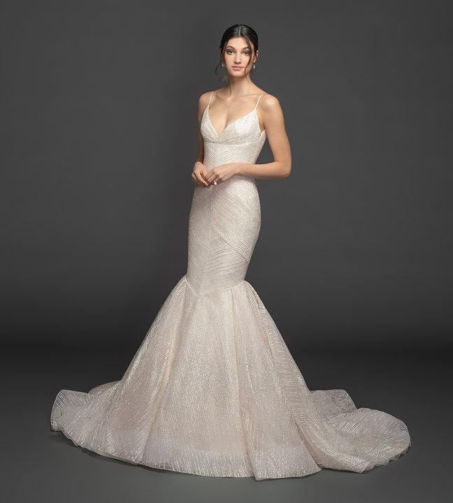 Lazaro Style 3956 Marilla Bridal Gown