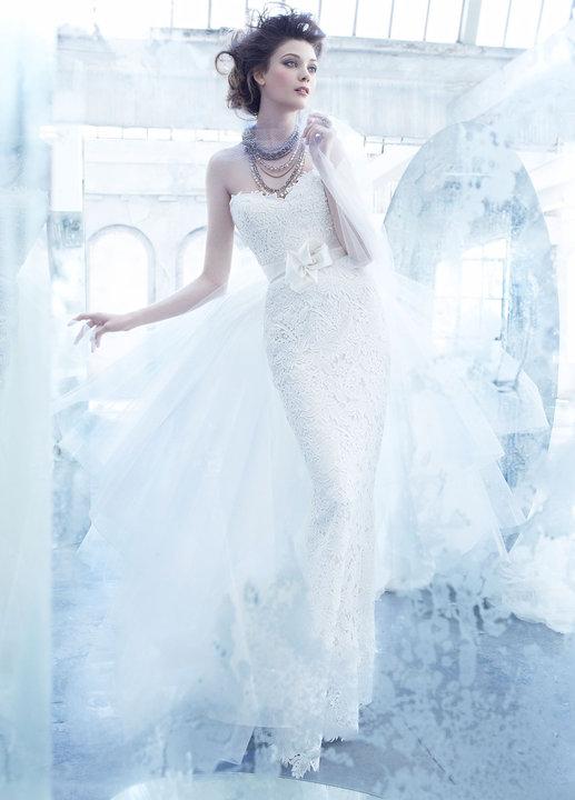 Lazaro Style 3357 Bridal Gown