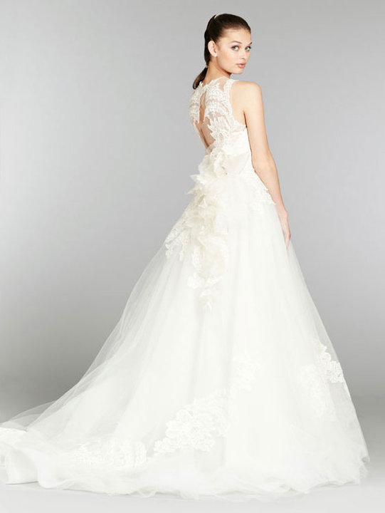 Style 3366  Back View