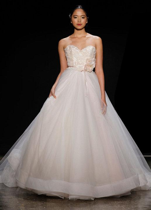 Lazaro Style 3403 Bridal Gown