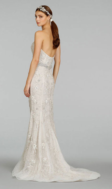 Style 3411  Back View