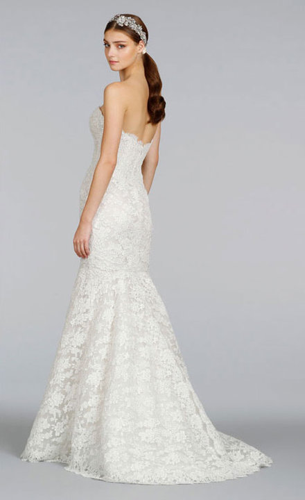 Style 3412  Back View