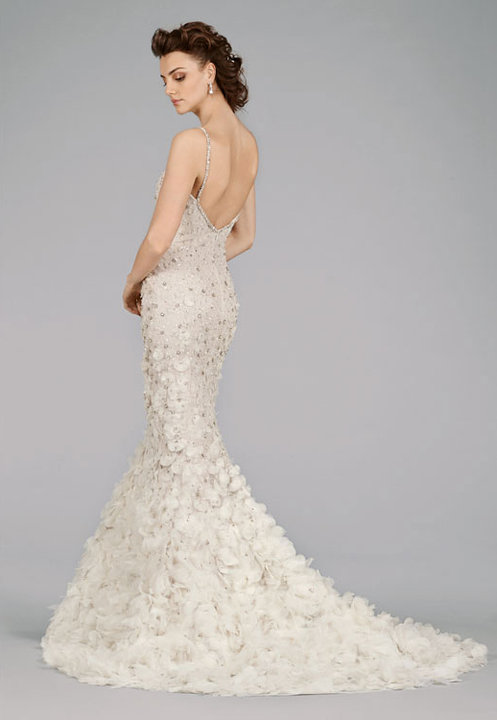 Style 3451  Back View