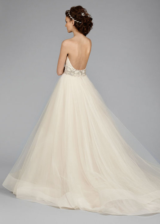 Style 3453  Back View