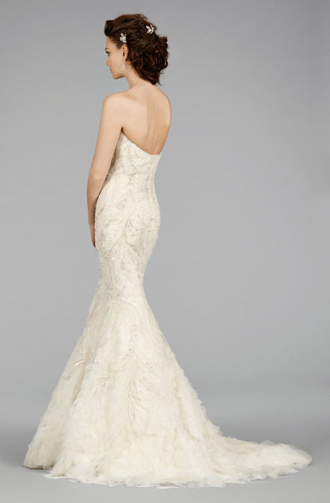Style 3458  Back View