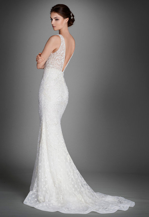 Style 3558  2. Back View
