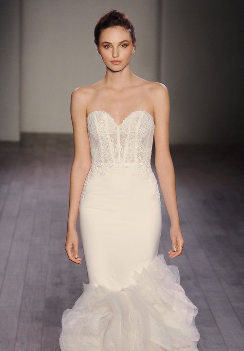 Lazaro Style 3610 Bridal Gown