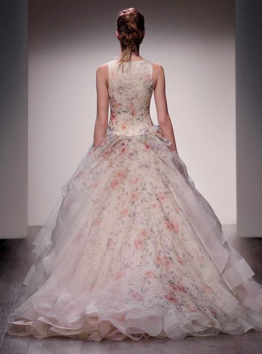 Lazaro Style 3613 Bridal Gown