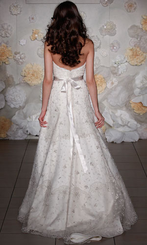 Style 3963  Back View