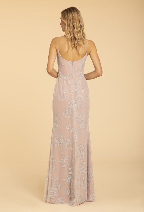 Hayley Paige Occasions Style 52007 Bridesmaids Gown