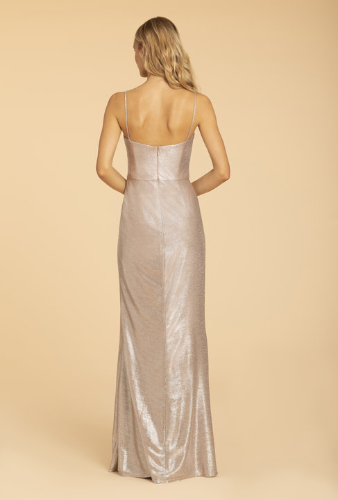 Hayley Paige Occasions Style 52008 Bridesmaids Gown