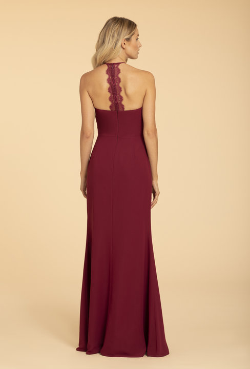 Hayley Paige Occasions Style 52009 Bridesmaids Gown