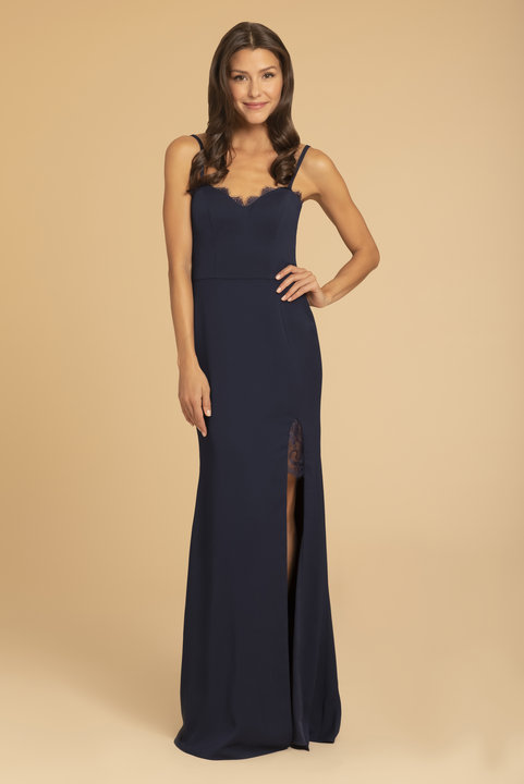 Hayley Paige Occasions Style 52016 Bridesmaids Gown