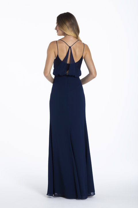 Hayley Paige Occasions Style 52103 Bridesmaids Gown