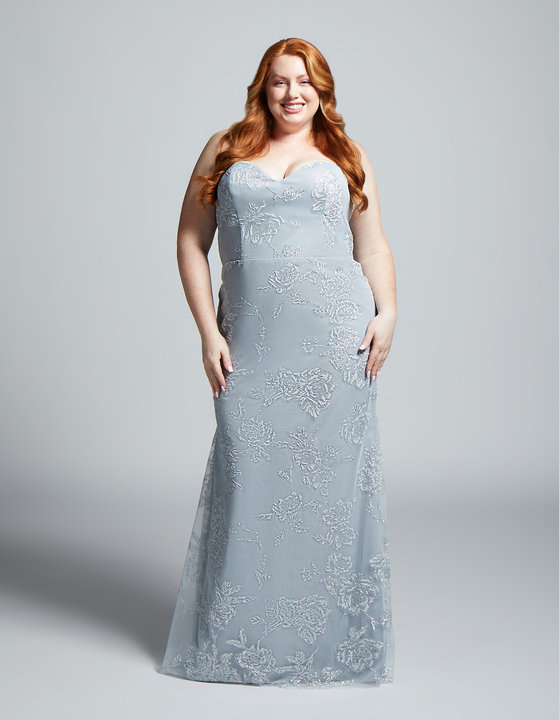 Hayley Paige Occasions Style 52110 Bridesmaids Gown