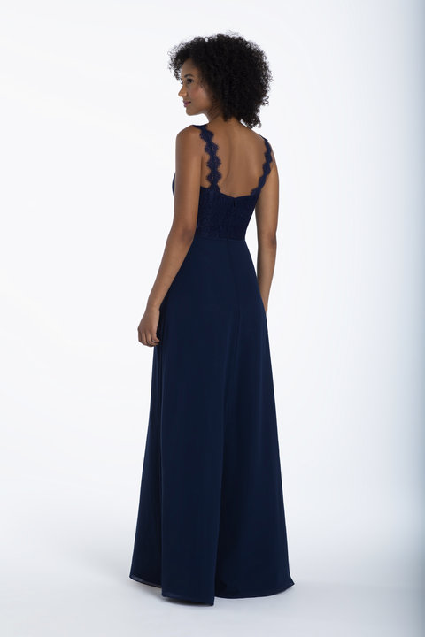 Hayley Paige Occasions Style 52112 Bridesmaids Gown