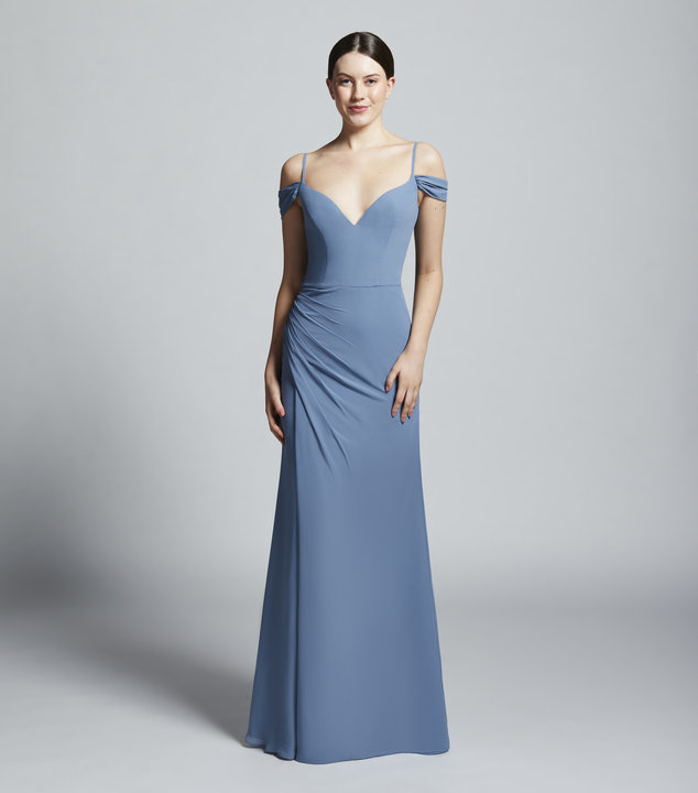 Hayley Paige Occasions Style 52152 Bridesmaids Gown
